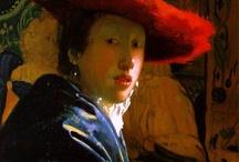 Vermeer / by Cezar-Nelu Mitran