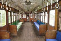旧国鉄への憧れの眼差し / かつて街と街をつなぎ、 人を運んだ蒸気機関車