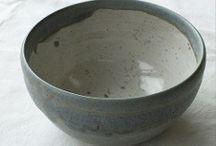 My ceramics - Bowls & Plates