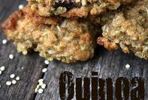 Quinoa food & dessert