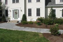 Curb Appeal / Make your house stand out in the neighborhood with great curb appeal!
