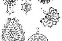 bijoux uncinetto, progetti