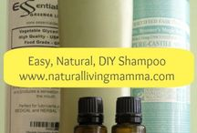 Essential Oils - Hair Care