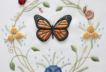 Embroidery - Stumpwork / by Sue Lucas