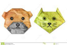 Skladanie papiera-origami
