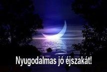 Jó éjt
