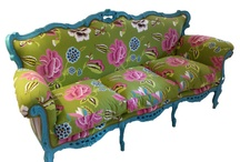 Bright and Colorful Furniture / by Leslie Hayes