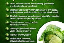 Zdravá zelenina a ovoce