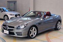 MERCEDES SLK 250 CDI PREMIUM AUTOMATICA, del 2015, €35.900