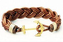 Кожаные Браслеты | Кожаные браслеты / Оригинальные браслеты из натуральной кожи. Интернет-магазин бижутерии https://diademagrand.com.ua/kozhanye-braslety.html