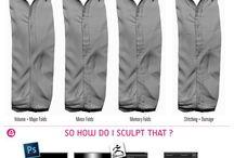 Clothes - Folds