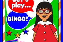BINGO FUN / NEW PACK AVAILABLE AT ESLCHALLENGE  BINGO FUN! Bingo is one of the most popular games in the world. The main reason that it is so popular is that it is a lot of fun. Whether in the classroom or at home, Bingo can help students increase learning in a fun and enjoyable environment. Resources available here: http://eslchallenge.weebly.com/bingo-fun.html
