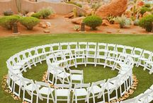 Seating - Outdoor Wedding Ceremonies