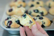 Blueberry Maffins