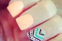 Nails / by Ashley Pipkins-Rodriguez