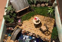 mini grădini