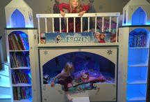 Frozen / Min datter elsker frozen især anne