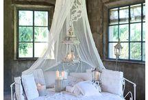 Shabby Chic Style / Romantic Design & Lifestyle