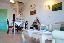 Mesonette Psili Vigla ( two floors suite ) / the only real mesonette in astypalaia