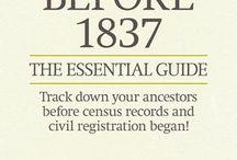 Genealogy / by Delyce Palik