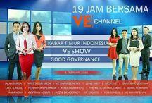 Ve Channel Mitra Kerjasama Rakyatku / [Cintailah Produk-Produk Sulawesi Selatan]  1 lagi Stasiun TV berjaringan Muncul di Kota Makassar yakni VE' Channel VE Channel telah dapat dinikmati melalui jaringan TV kabel di berbagai kota di Sulawesi Selatan. Dan Keunggulan nya, VE Channel telah menjadi televisi nasional versi Sulawesi Selatan