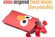 Elmo Birthday Ideas
