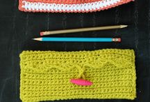 Bags, clutches etc. / Crochet, knit, sew or..... Anything goes - it's homemade