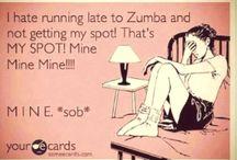 Zumba! / by Lindsay Hughes