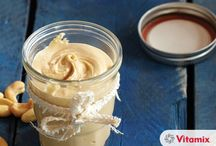 vitamix recipes  / by Tere C