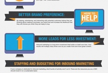 Marketing Infographics / The infographics every marketer has to see.
