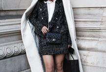 London Fashion Week AW18 streetstyle