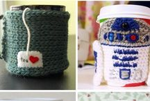 crochet coffee