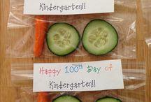 100th day of school ideas kindergarten