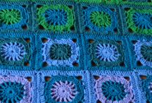 Cal rainbow blanket