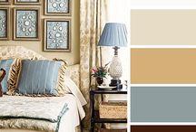 Сочетания цвета в доме
