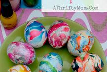 Easter Eggs Ideas / ♥