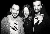 30 seconds to mars / Idols❤️