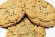 Cookies and Bars I Bake....