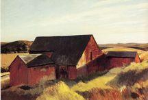 A barn is a barn..is a / by Elsa Boze