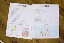Ideas for Daddy / by Amy Foley