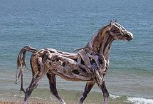 Horse Sculpture to make
