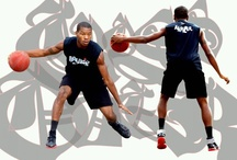 Hoop T by Gary Red / #Ballers! Show your #basketball #skills in a Hoop T by #Gary Red. visit www.garyred.com. #ankle breaker #dunk #crossover #shoot #dimes..