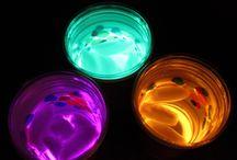Glow Stick Ideas and Fun