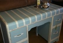 Create-painted furniture