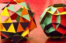Crafts-Papel / Cositas hechas de papel / by Adri Gomez