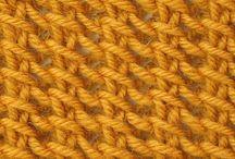 reversable knitting patterns