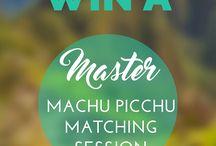 Master Machu Picchu Matching Session