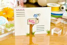 Letter, envelope, love etc.