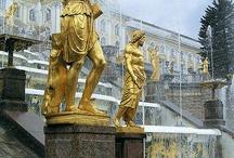 Russian Gardens