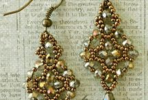 beading with rondelles